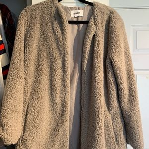 BB Dakota teddy jacket